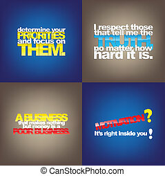 quotes., motivation, ensemble