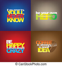 quotes., motivational, jogo