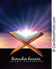 quran, boek