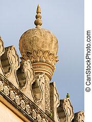 qutb, shahi, 坟墓, 在中, hyderabad, 印度