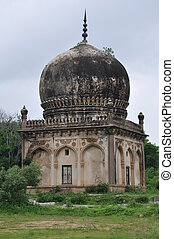 Qutub Shahi Tombs in Hyderabad