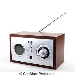 rádio, retro