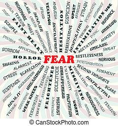 rädsla