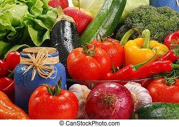 råkall grönsaker, ombyte