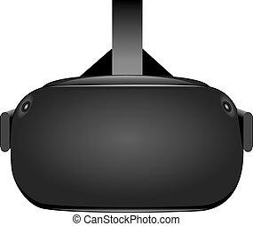 réalité, lunettes virtuelles