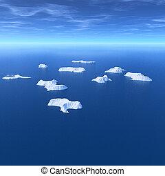 réchauffement planète