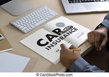 réclamation, accident, policies, voiture, sécurité, reportage, assurance, risque