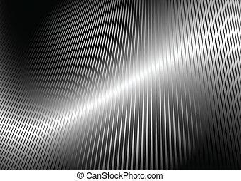 réflecteur, vecteur, brillant, surface