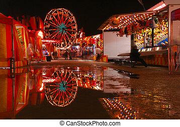 réflexions, carnaval
