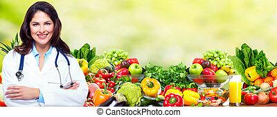 régime, et, santé, care.