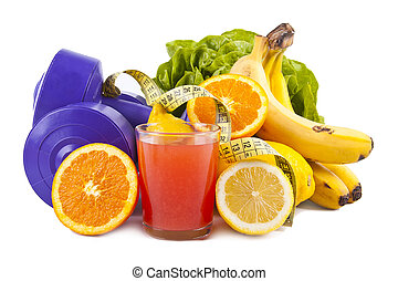 régime sain, poids, perdre