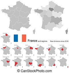régions, pays, since, 2016, france