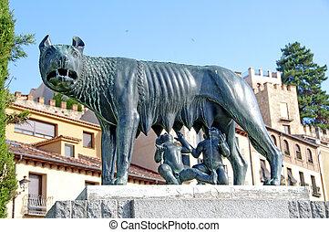 rémulo, romulus