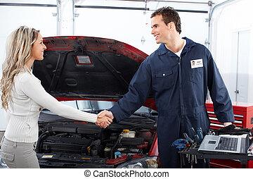 réparation auto