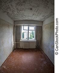 réparation, salle
