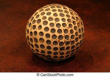 réplica, pelota de golf