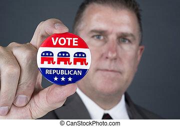 républicain, électeur