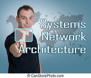 réseau, architecture, systèmes