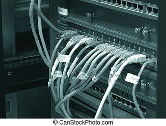 réseau, commutateur