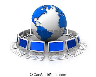 réseau global