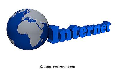 réseau global, internet