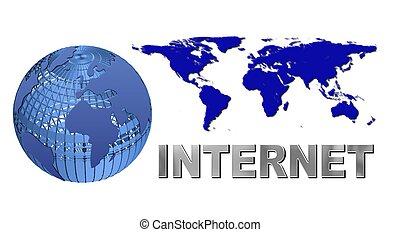 réseau, monde