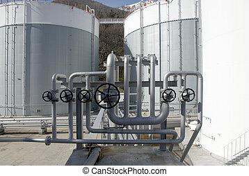 réservoirs carburant