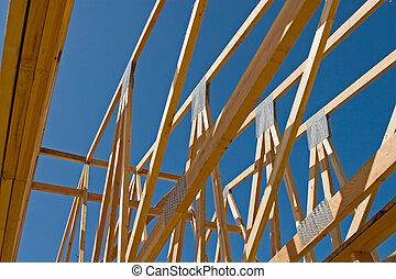 résidentiel, construction