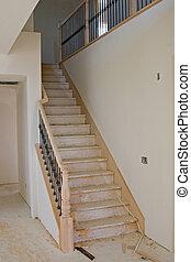 résidentiel, construction, remodeler