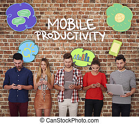 résoudre, problèmes, à, technologie sans fil