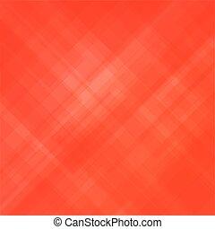 résumé, élégant, arrière-plan rouge