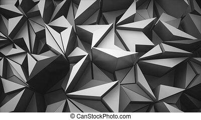 résumé, 4k, geometry.