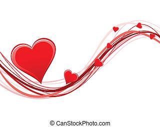 résumé, amour, papier peint