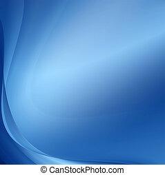 résumé, arrière-plan bleu