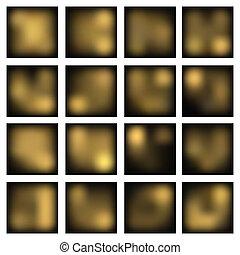 résumé, brouillé, (blur), backgrounds.