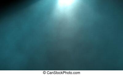 résumé, brouillard