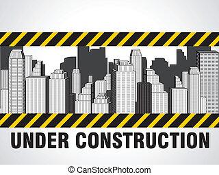 résumé, construction, bâtiments
