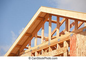 Images et photos de maison construction 332 413 images et for Site construction maison