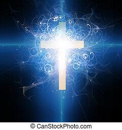 résumé, croix