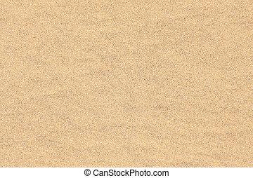 résumé, fond, de, sable