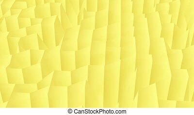 résumé, fond, jaune