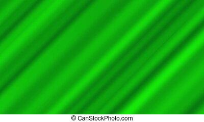 résumé, fond, tordu, ondulé, 4k, vert