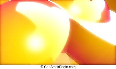 résumé, jaune