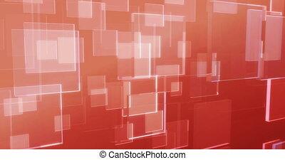 résumé, lignes, gradient, géométrique, fond, futuriste