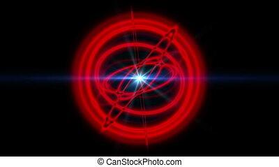 résumé, orbite, atome