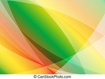 résumé, papier peint, multicolore, fond