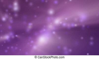 résumé, particule, mouvement, lumière, briller