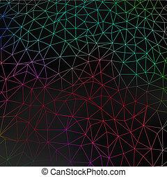 résumé, pattern., eps, forme, 8, géométrique
