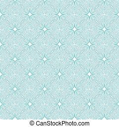 résumé, pattern., seamless, vecteur, conception, gabarit