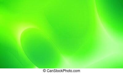 résumé, vert, courbes, fond